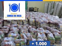 Prefeitura de Dona Inês já distribuiu mais de 4.000 cestas básicas a população carente
