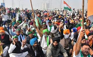 road-block-in-delhi-in-farmer-protest