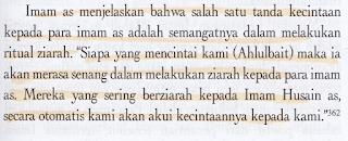 Aqidah Syiah: Tanda Kecintaan kepada Para Imam Adalah Semangatnya dalam Ritual Ziarah