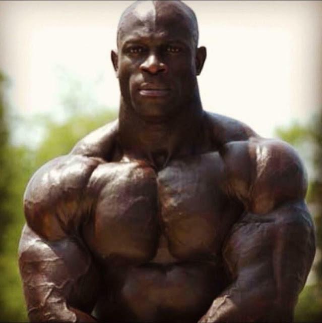 Worldwide Bodybuilders: Ghanaian superman Eddie Abbew