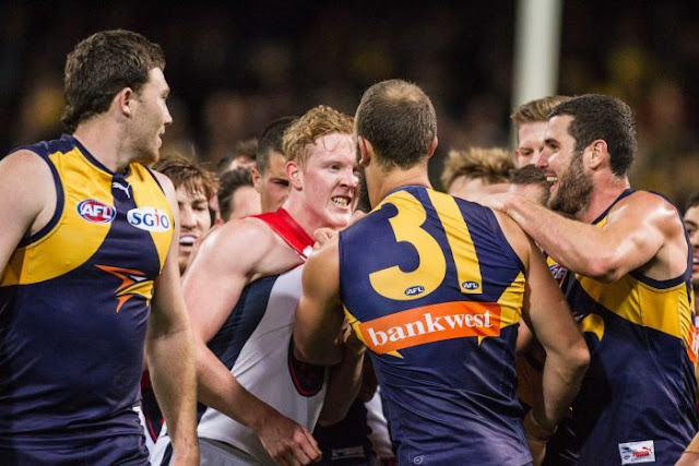 Eagles throw it away as Dees win at the death