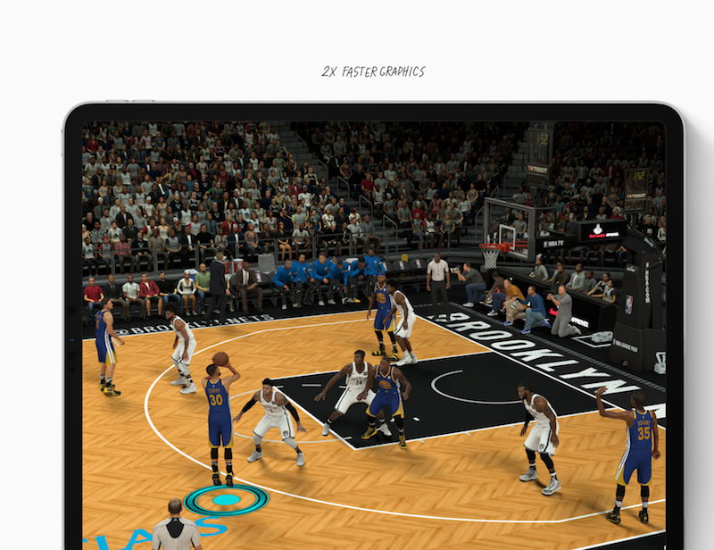 Immersive NBA 2K18 anyone?