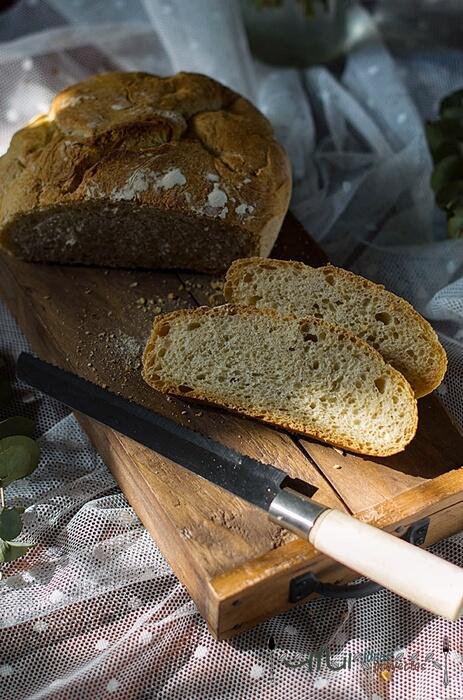 receta paso a paso pan en cazuela