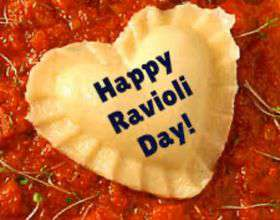 National Ravioli Day Wishes Photos