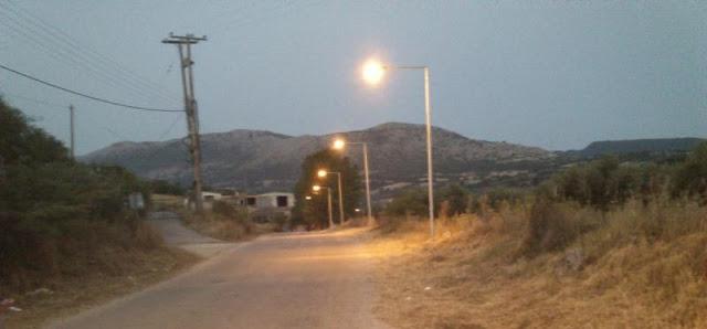 ΕΛΛΑΔΑΡΑ ΜΟΥ ! Κατάσταση – έπος στη Δυτική Αχαϊα: Ο δήμος πήρε τις λάμπες που λειτουργούν για να τις βάλει σε άλλο…χωριό