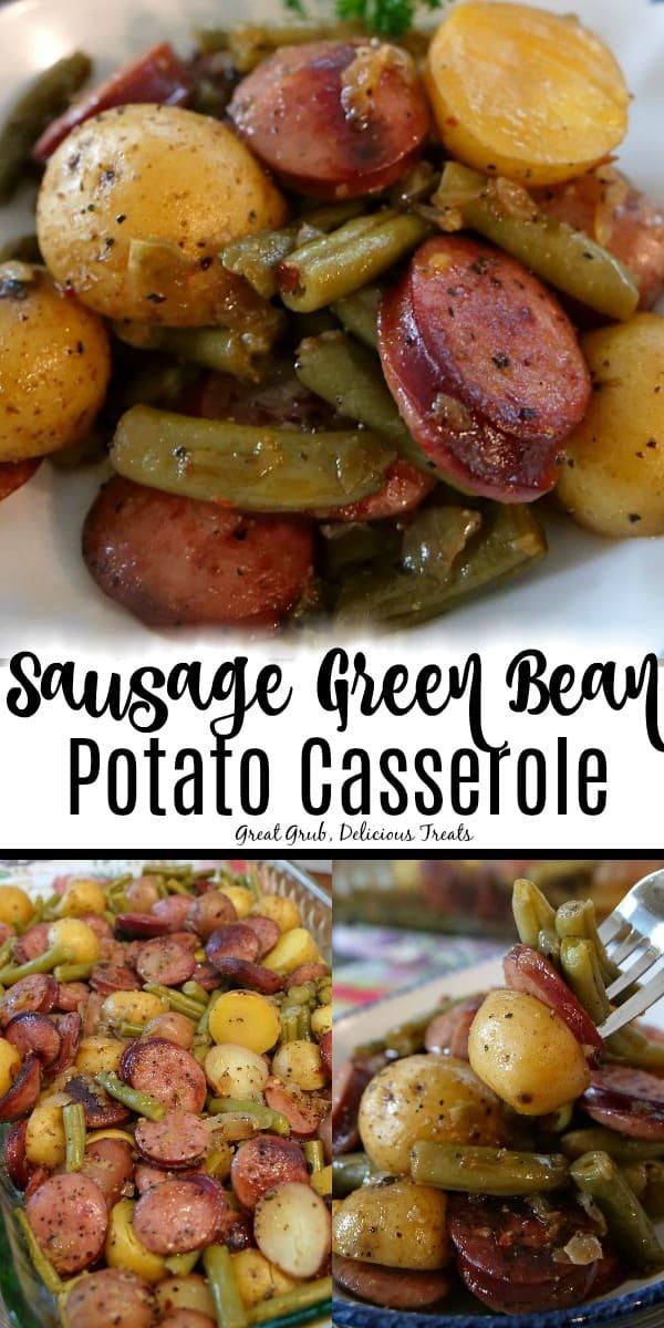 Sausage Green Bean Potato Casserole Recipes