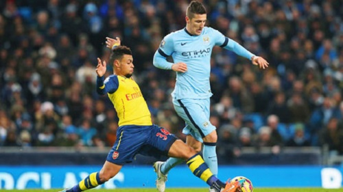 Coquelin là tiền vệ phòng ngự số 1 của Arsenal