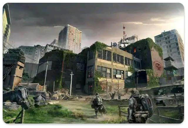 لعبة حرب الموت : قتال الزومبيز Zombie Shooting Game مجانا للاندرويد.