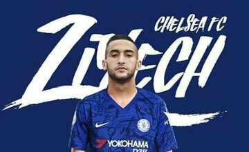 BREAKING! Chelsea Agree Personal Terms With Ajax Winger Hakim Ziyech
