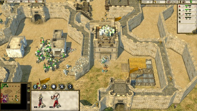 Download Stronghold Crusader 2 PC Games Gameplay