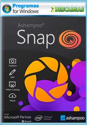 Ashampoo Snap (2021) Full Multilenguaje Español