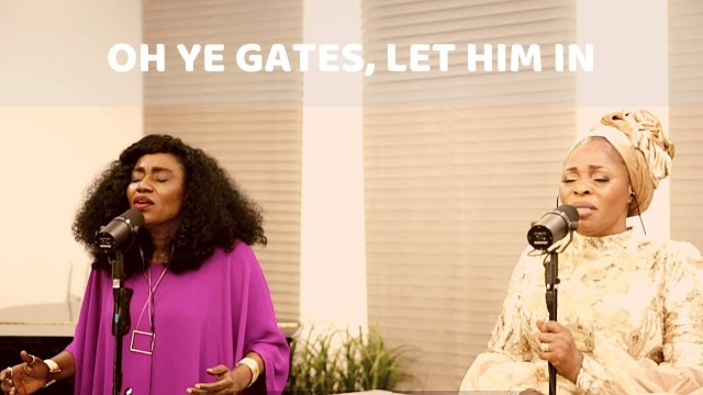 Audio + Video: TY Bello & Tope Alabi – Oh Ye Gates, Let Him In