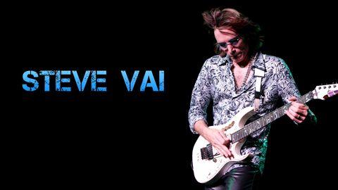 Biografía y Equipo de Steve Vai