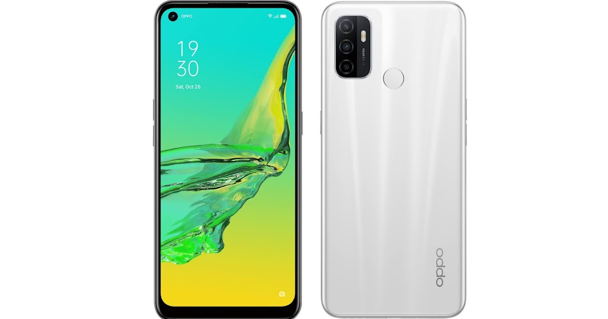 Oppo A53 with 5,000mAH Battery Launched in India: Detailed ...