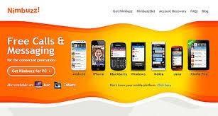nimbuzz messenger, aplikasi, chatting