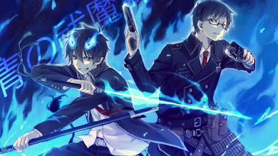 5. Ao No Exorcist