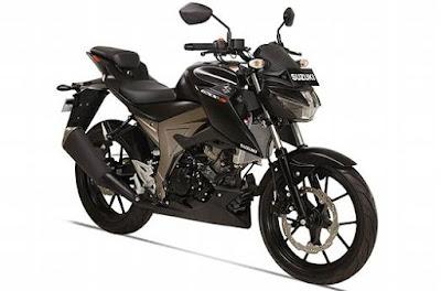 Suzuki GSX-S150 naked bike