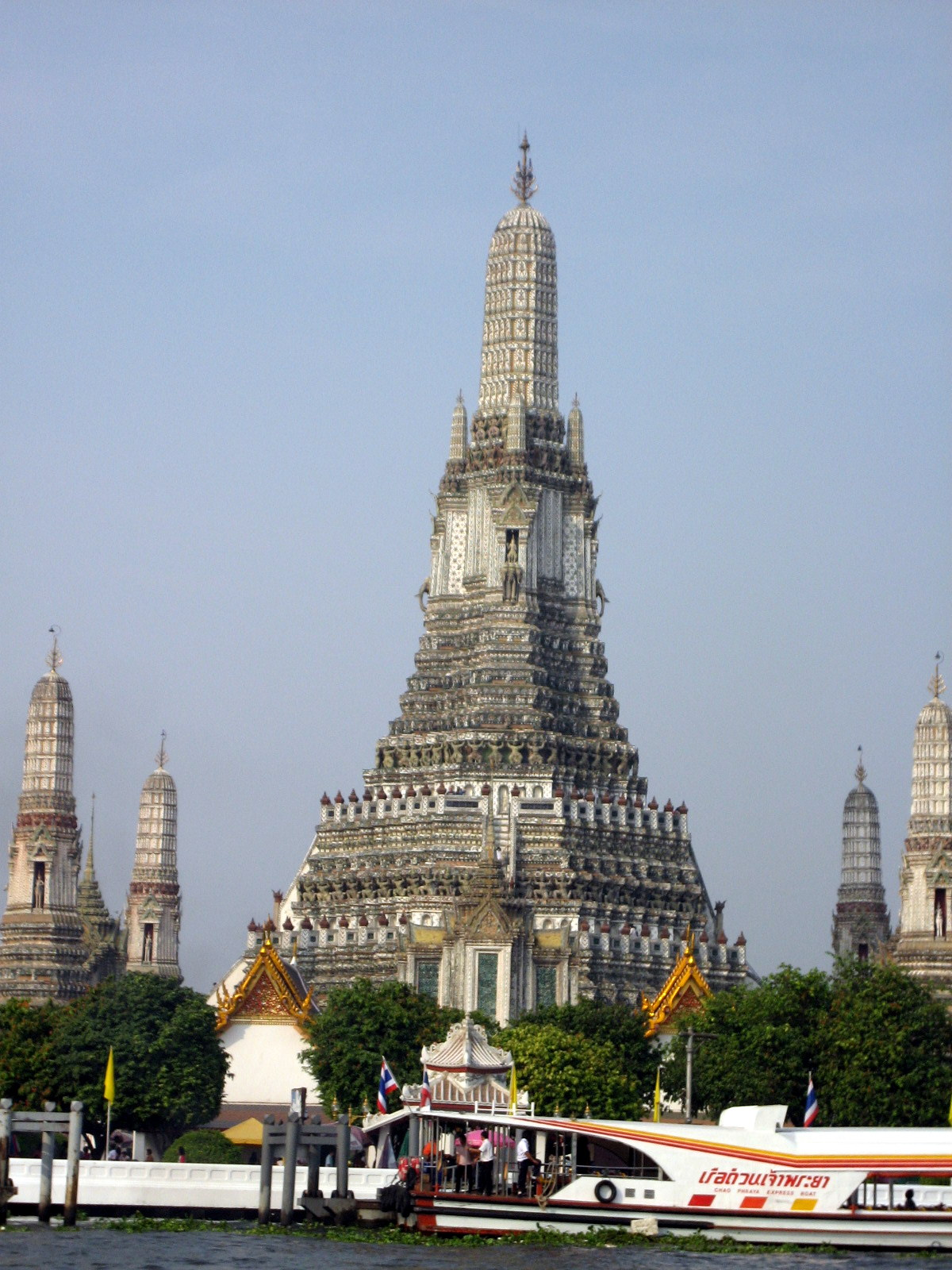 Wat Arun, Temple of Dawn