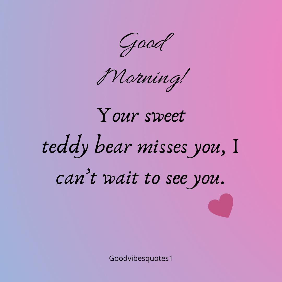 Latest] 8 Good Morning Messages For Lover/Love, Love Good Morning