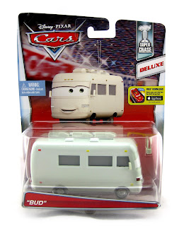 pixar cars bud rv