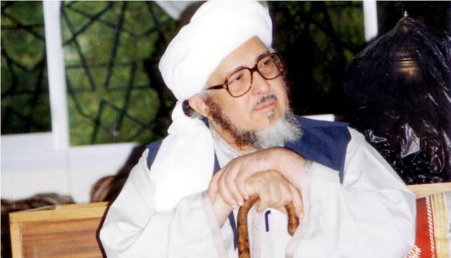 Prof. Dr. Sayyid Muhammad bin Alwi Al Maliki