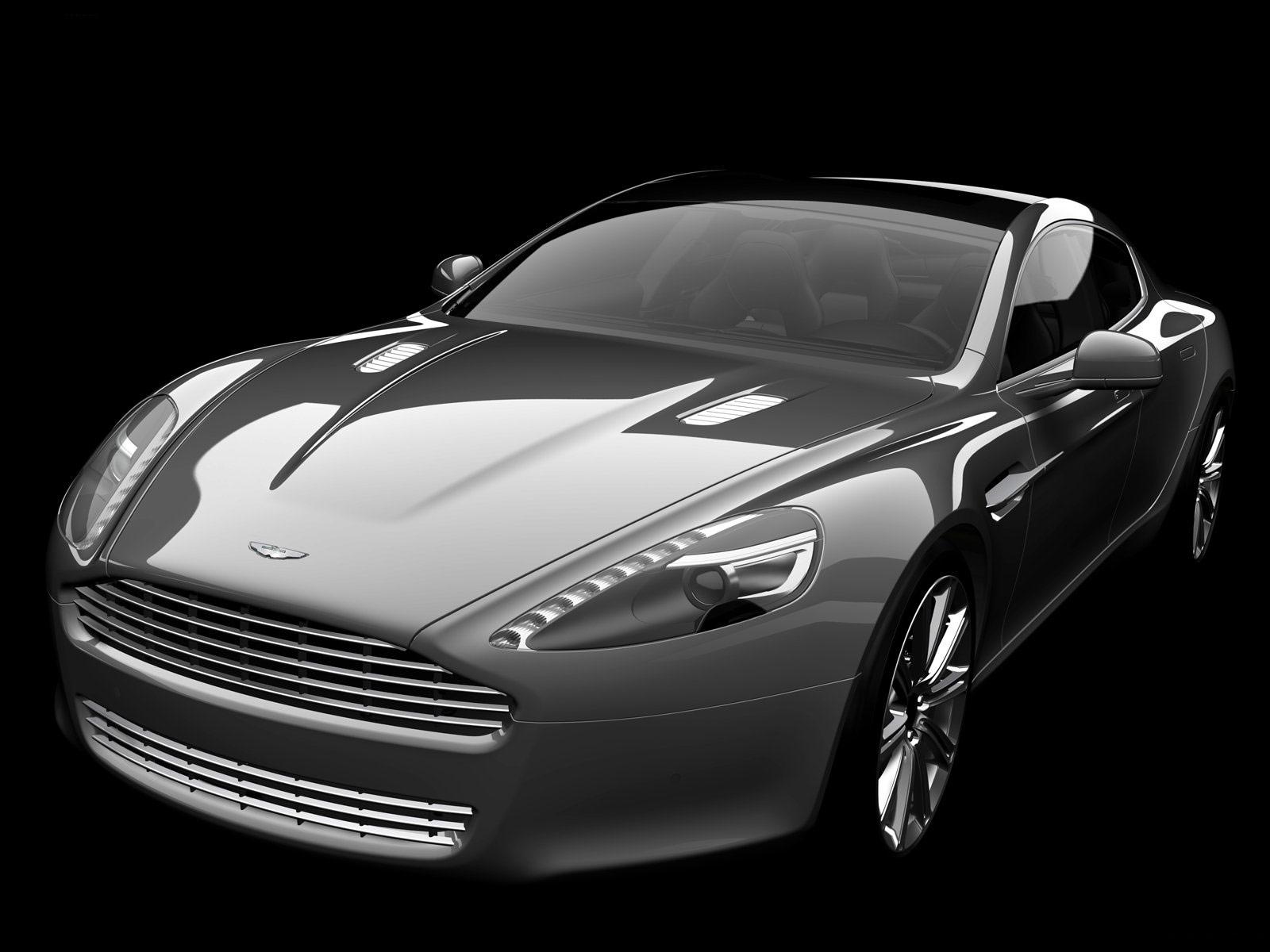 Wallpaper Mobil Sport Aston Martin: Gambar Mobil ASTON MARTIN Rapide