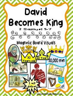 http://www.biblefunforkids.com/2015/11/cathys-corner-david-becomes-king.html