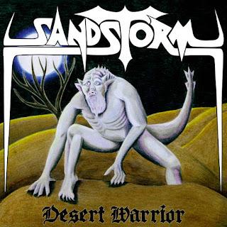 """Το ep των Sandstorm """"Desert Warrior"""""""