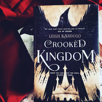 Resenha: Crooked Kingdom (Six Of Crows #2) - Leigh Bardugo