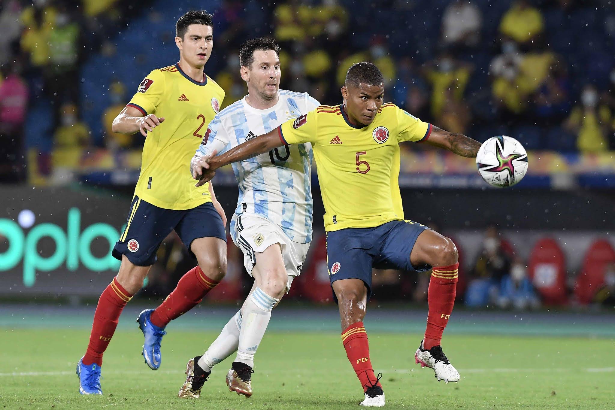 Eliminatorias Sudamericanas: La Selección Argentina se le escapó sobre el final contra Colombia