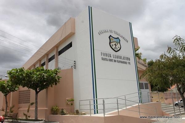 Assista a reunião desta terça-feira, 18/02, na Câmara de Vereadores de Santa Cruz do Capibaribe