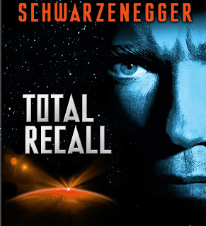 Total Recall Mars Arnold Schwarzenneger Movie