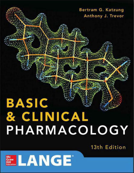 Katzung - Basic and Clinical Pharmacology13th Edition [PDF]
