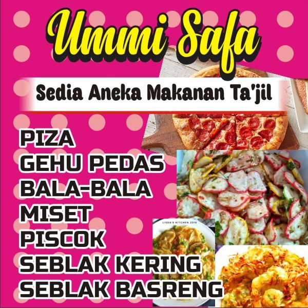 Gambar Spanduk Jualan Makanan - contoh desain spanduk