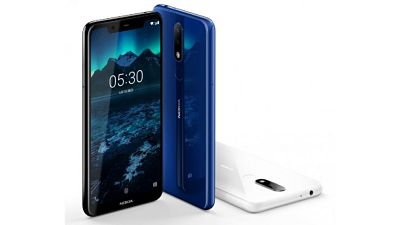 Nokia X5 launched