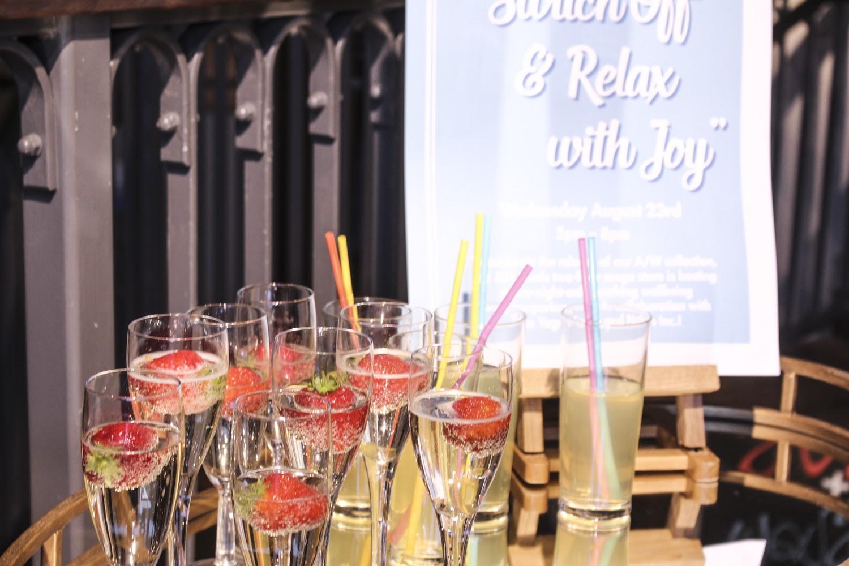 Joy store event Leeds Foxxtailz