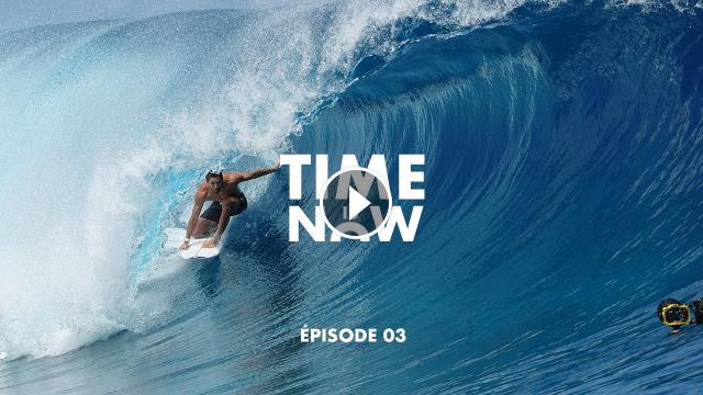 JE SURF LA VAGUE MYTHIQUE DE TEAHUPOO À TAHITI POUR LA PREMIÈRE FOIS VLOG TIME IS NOW EP3