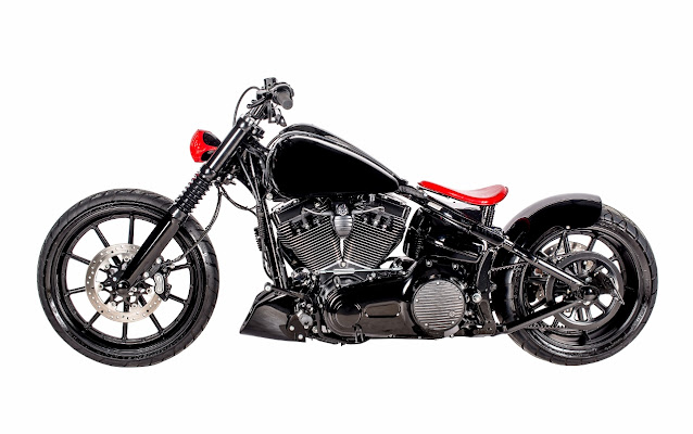 Harley Davidson By Shaw Speed And Custom Hell Kustom