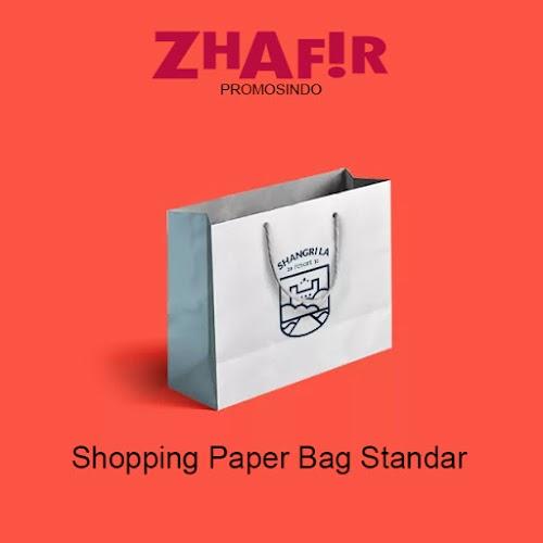 Cetak Shopping Paper Bag Standar