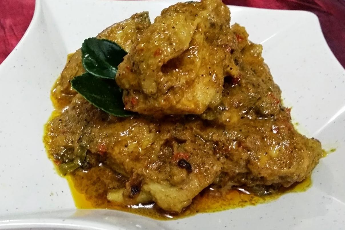 Resepi Rendang Ayam Minang Asli Sedap - Blogopsi