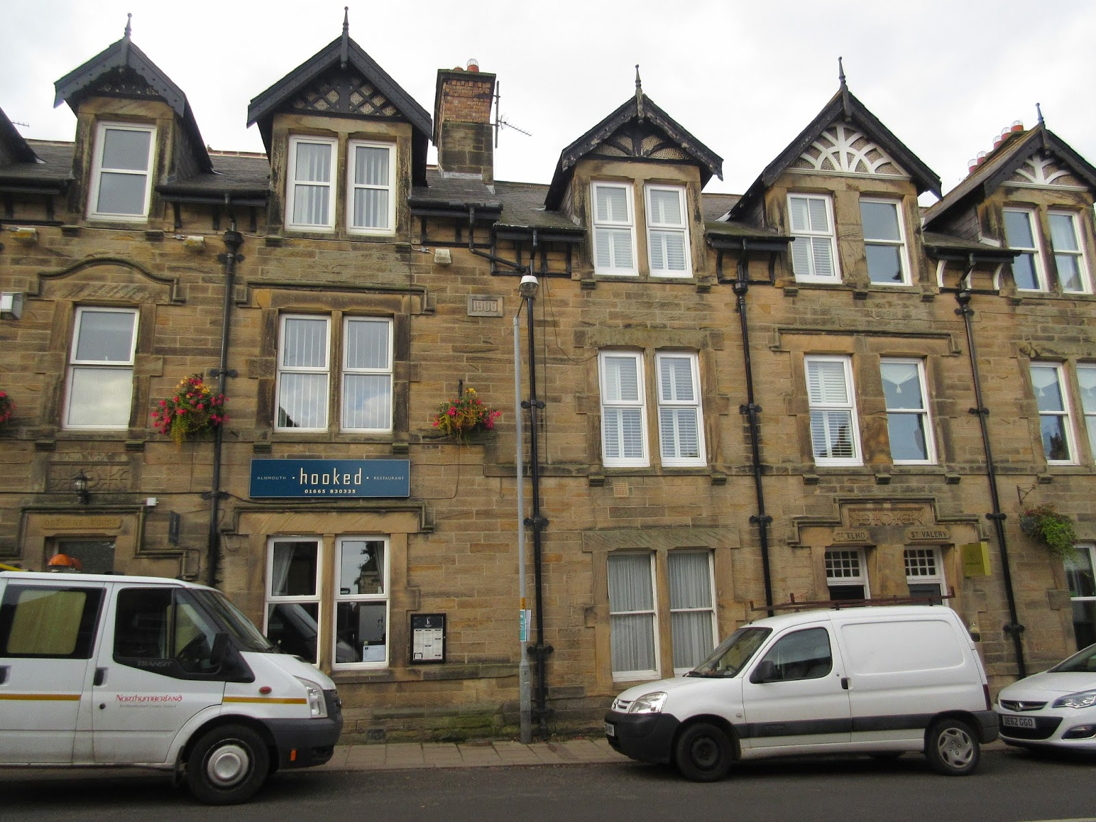 St Valery - a five star bed and breakfast in Alnmouth
