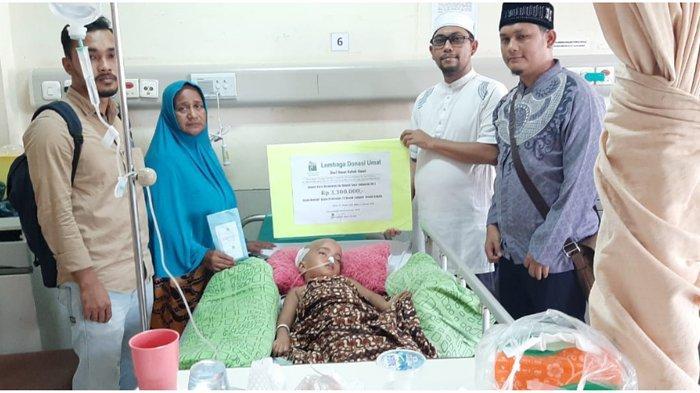 Tanpa Sosok Ayah Daratul Kayla Tutup Usia Pasca Operasi