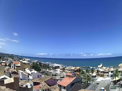 Câmeras ao vivo da Bahia Camaçari