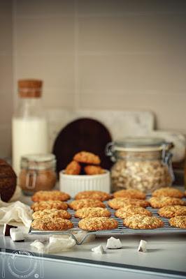 Kokos keksići sa ovsenim pahuljicama