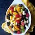 Meatless Monday: Vegan, Raw, Kosher & Fancy Fruit Salad