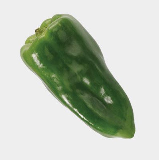 Guatemalan type Green Pepper