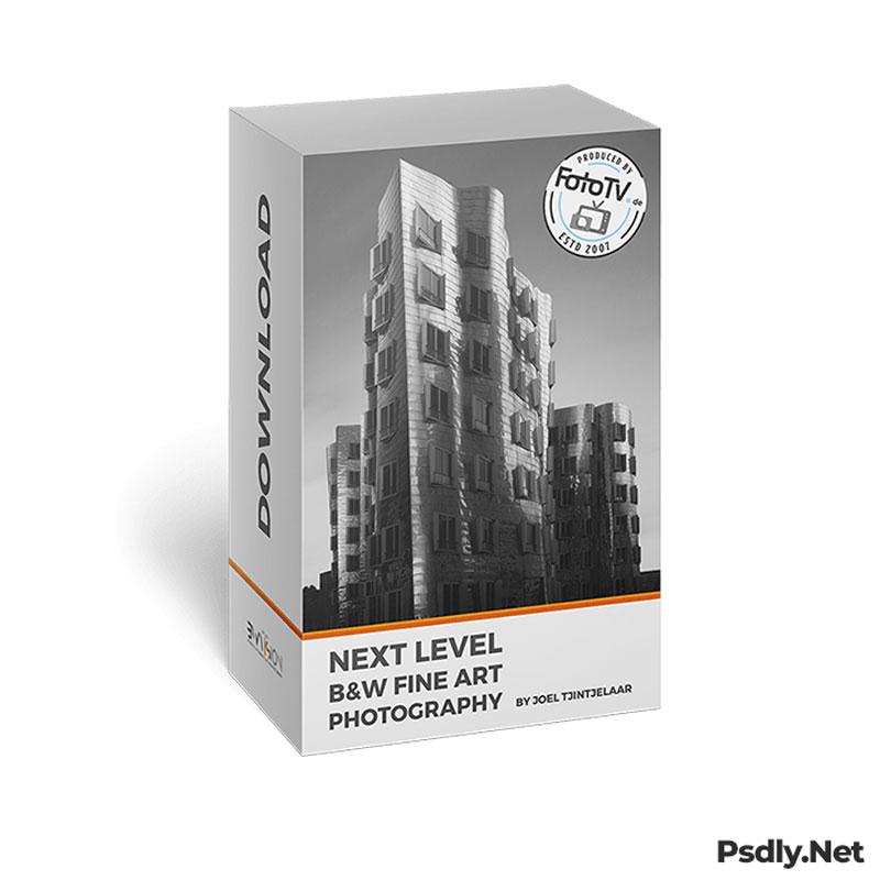 BWVision - Next Level Fine Art B&W Photography by Joel Tjintjelaar Free Download
