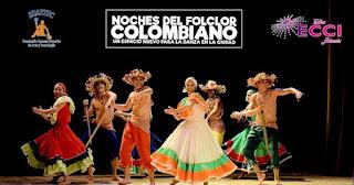 Noches del folclor Colombiano 4