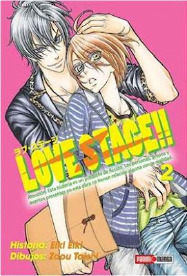 Reseña: Love Stage !! 2- Eiki Eiki y Zaou Taishi