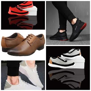 Top 5 Man Shoes